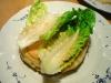 Burger Schritt 3 - Salat