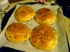 Burgersemmeln frisch aus dem Ofen